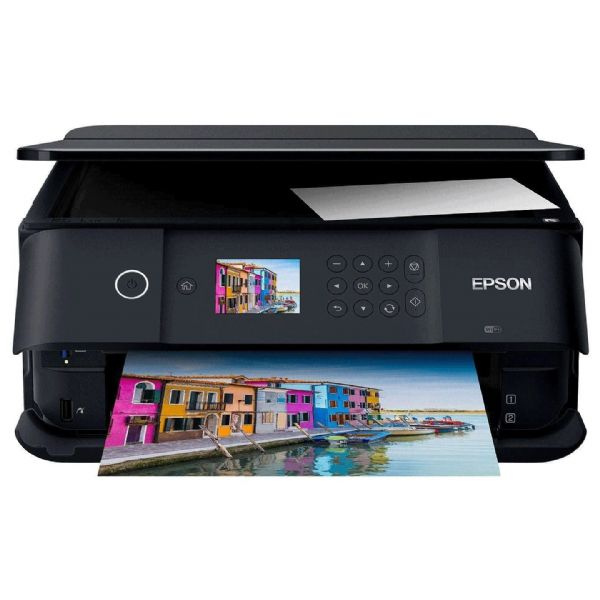 Epson Expression Premium XP-6000 Wi-Fi Printer/Scan/Copy CD/DVD printing
